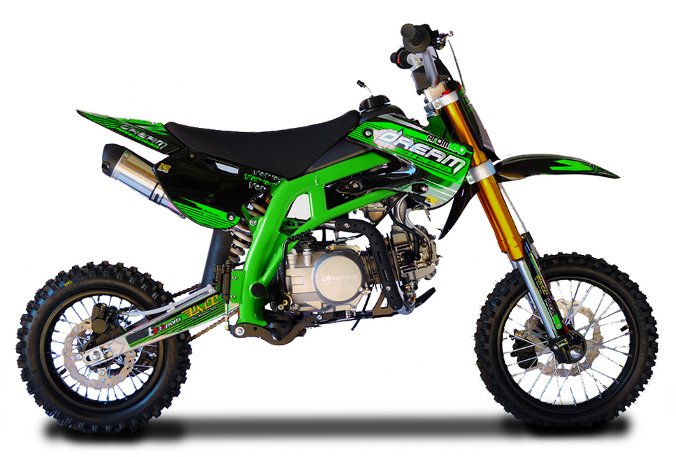 Pitbike Atom 140xt 14 12 Cross Limited Edition Sport Toys