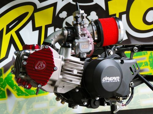200RS TB PARTS RACE 24,50Hp ENGINE