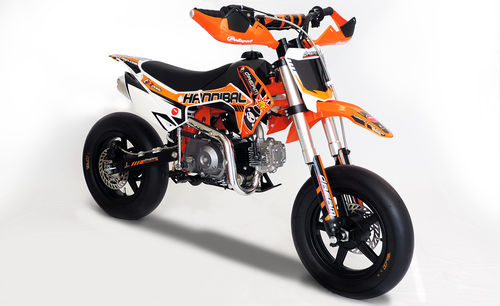 MINICROSS DREAM HANNIBAL 110cc Motard