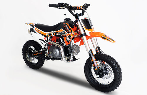 "MINICROSS DREAM HANNIBAL 125cc 14""-12"" Pollici"