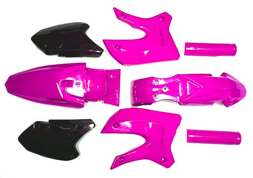 SET PLASTICHE PER BBR, DREAM 69, APOLLO ORION AGB29